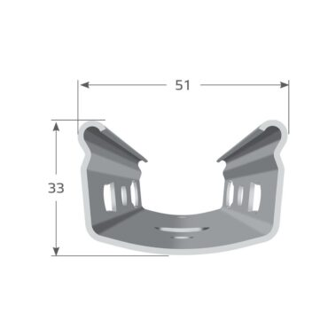 spaleir profil P5